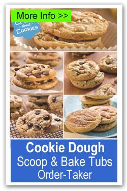 Cookie Dough Tubs