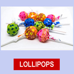 Gourmet Lollipops for Fundraising