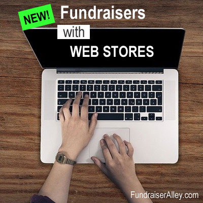 Fundraisers With Web Stores