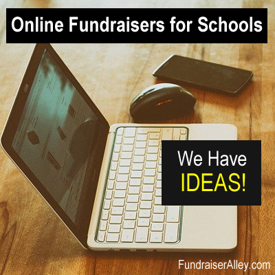Online Fundraisers for Schools - We Have Ideas!