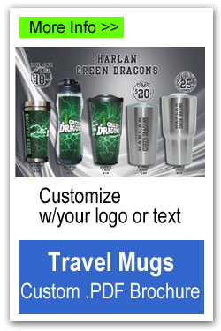 Custom Travel Mugs Order-Taker