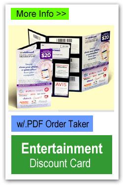 Entertainment Membership Discount