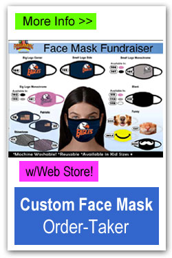 Custom Face Mask Order-Taker