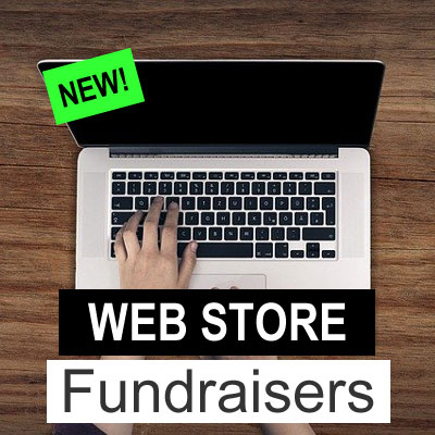 Web Store Fundraisers