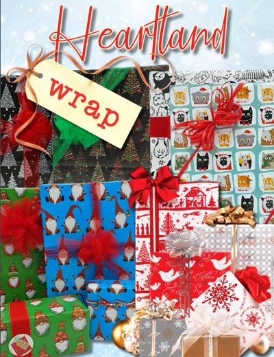 Heartland Gift Wrap Fundraiser