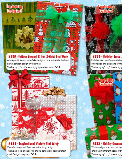 Gift Wrap Brochure - Page 2