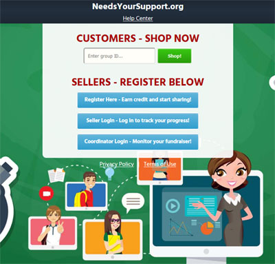 Sellers Portal