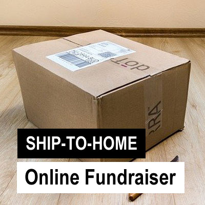 Ship to Home Online Fundraiser