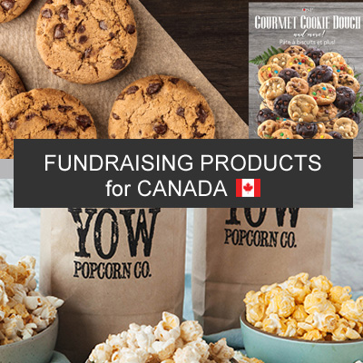 Fundraising Products for Canada