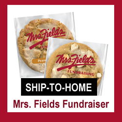 Mrs Fields Cookies Fundraiser w/ship to home