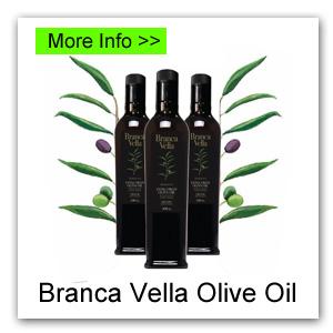 Branca Vella Olive Oil - Canada Fundraiser