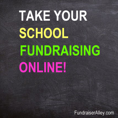 Take Your School Fundraising Online!