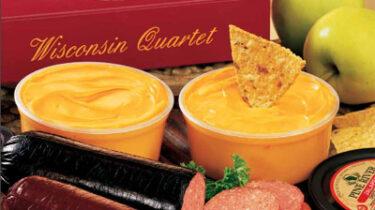 Heartland Cheese & Sausage Brochure - Pg 1