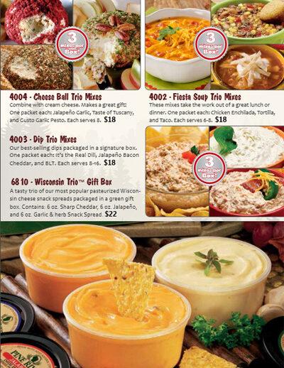 Heartland Cheese & Sausage Brochure - Pg 2