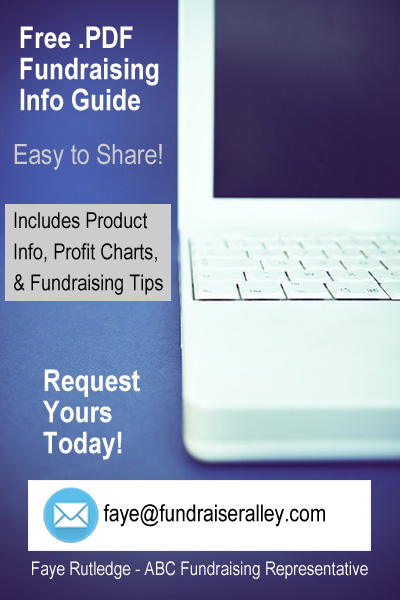 Request Free Fundraising Guide: faye@fundraiseralley.com
