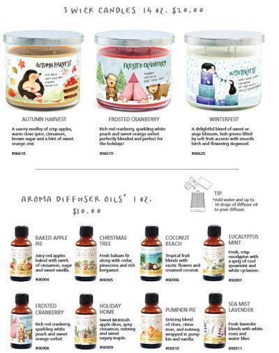 La Tee Da Fundraising Fall/Christmas Brochure - Page 4