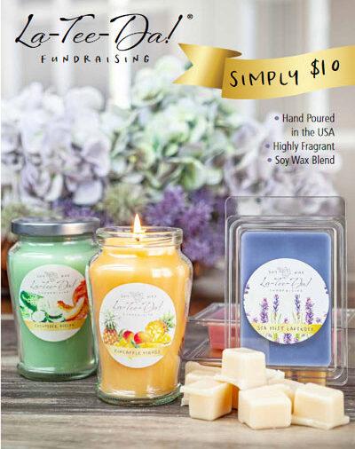 LTD Spring Simply $10 Brochure - Cover
