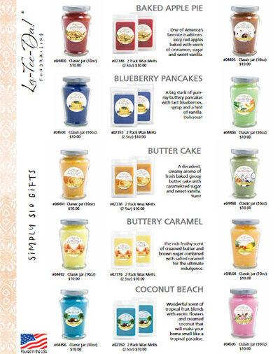 LTD Spring Simply $10 Brochure - Page 1