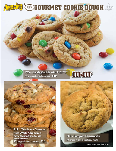 Amazing Gourmet Cookie Dough - Page 3