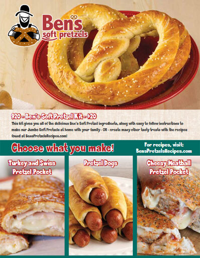 Minis and More Order-Taker Brochure - page 6
