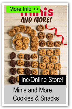 Mini Cookies & Snacks Brochure
