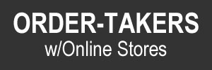 Order-Takers w/Online Stores