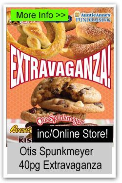 Otis Spunkmeyer Extravaganza Brochure