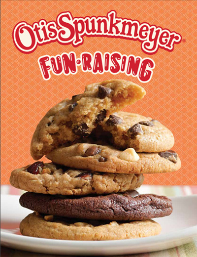 Otis Spunkmeyer Fun-Raising Brochure