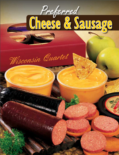 Preferred Cheese & Sausage Order-Taker Fundraiser