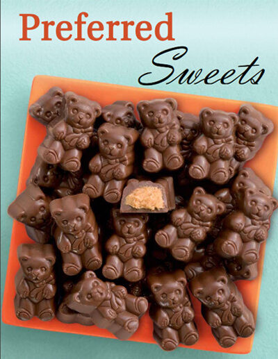 Preferred Sweets Fundraiser Brochure - cover