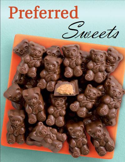 Preferred Sweets Fundraiser Brochure
