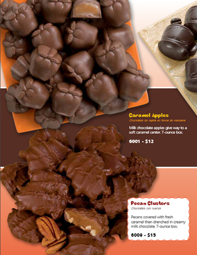 Preferred Sweets Fundraiser Brochure - pg 3
