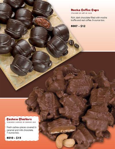 Preferred Sweets Fundraiser Brochure - pg 4