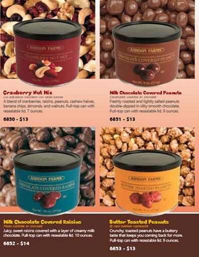 Preferred Sweets Fundraiser Brochure - pg 5