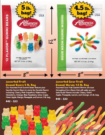 Preferred Sweets Fundraiser Brochure - pg 7