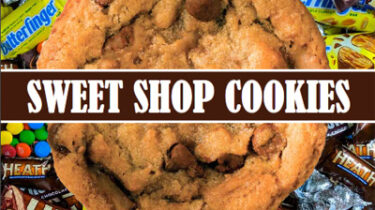 Sweet Shop Cookie Dough Fundraiser - Cover