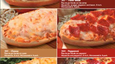 Zap-a-Snack Order-Taker Brochure