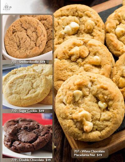 Amazing Gourmet Cookie Dough Brochure - Page 3