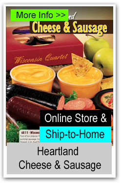 Heartland Cheese and Sausage Ship-to-Home Fundraiser