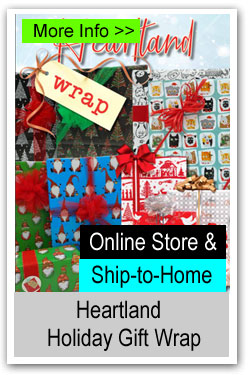 Ship to Home Holiday Wrap Fundraiser