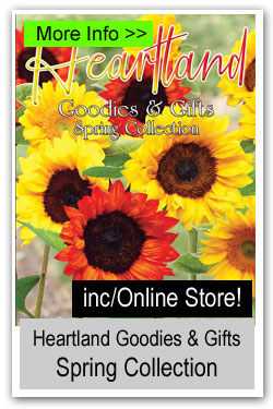 Heartland Goodies and Gifts Spring Collection Brochure