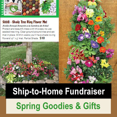 Ship to Home Spring Goodies & Gifts Fundraiser