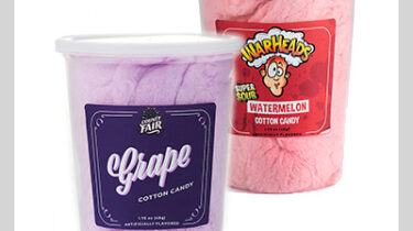 Cotton Candy Tubs for Fundraising