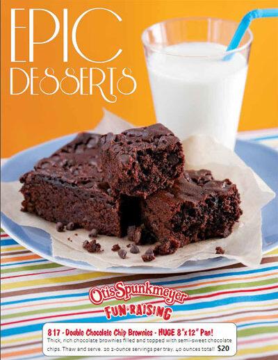 Epic Desserts Brochure - Pg 1