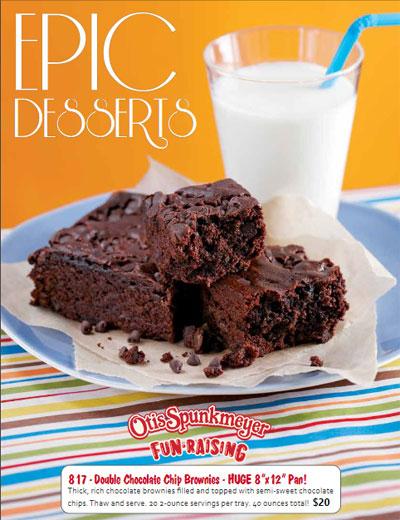 Epic Desserts Order-Taker Fundraiser