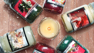 La-Tee-Da Candles Fundraising - Christmas Brochure