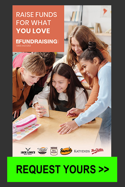 Request Your Free Fundraising Info Guide