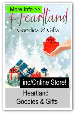 Fall/Winter Heartland Goodies & Gifts Brochure