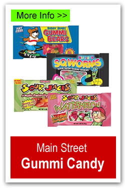 Main Street Gummi Candy Fundraiser