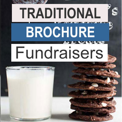 Traditional Brochure Fundraisers